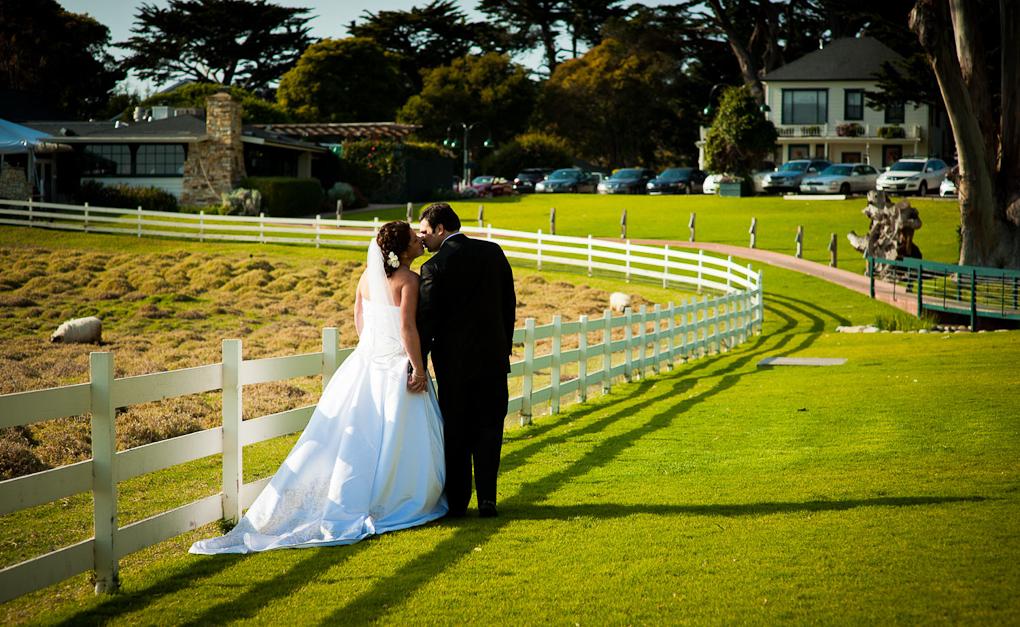 Carmel Mission Ranch Wedding Photography 535