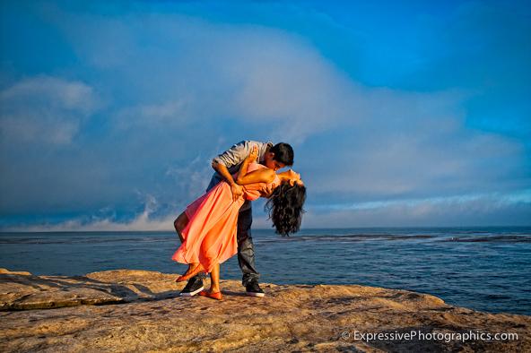 Engagement Picture, Santa Cruz