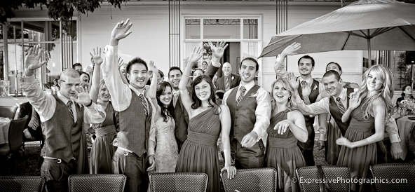 hollins house wedding photos