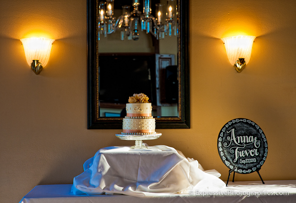 cake table photo
