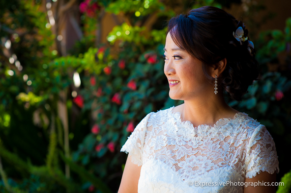 Tehama Golf Club bride