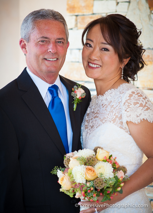 Tehama bride and groom photo