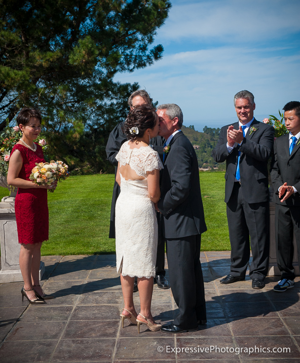 Tehama wedding ceremony